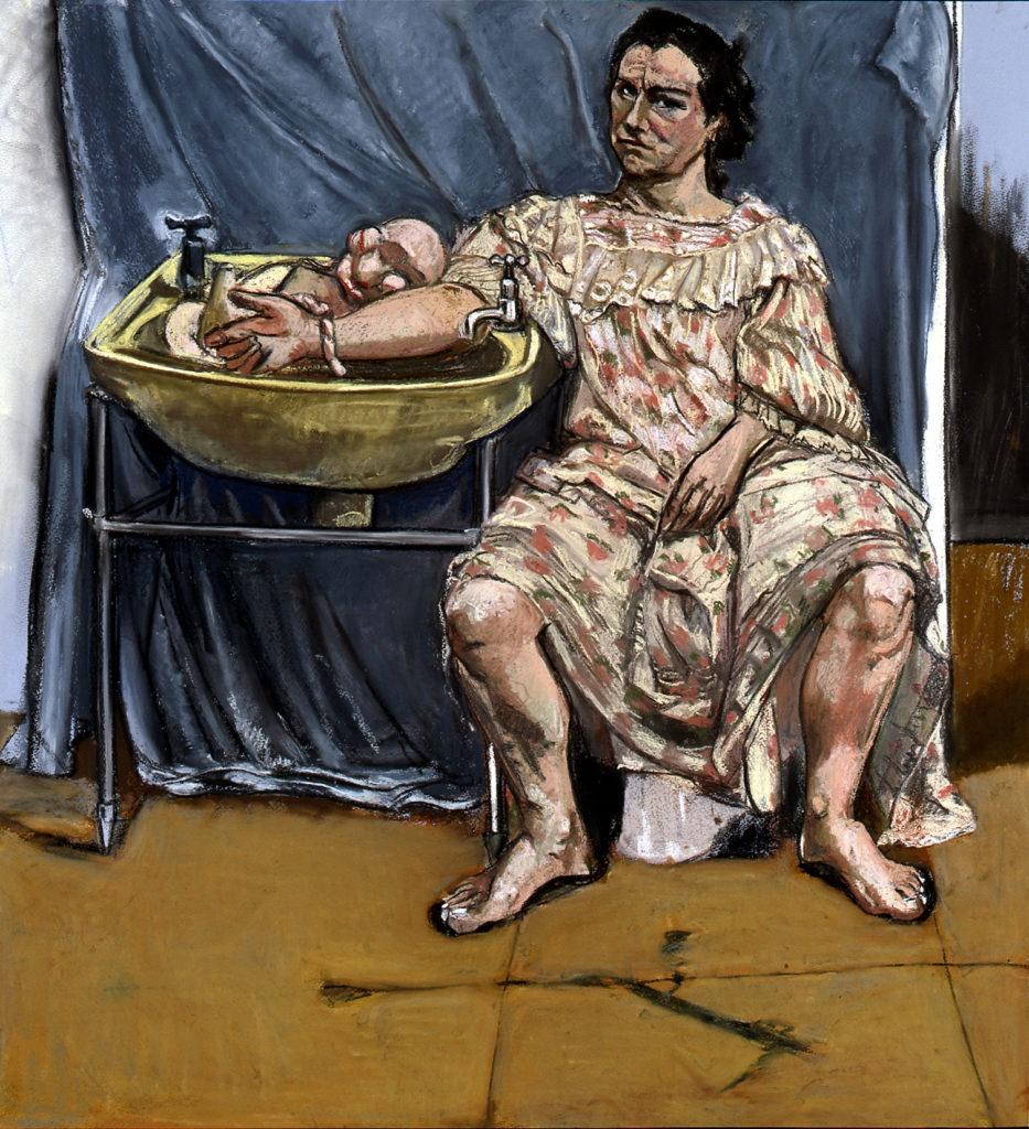 PAULA REGO, GIVING FEAR A FACE